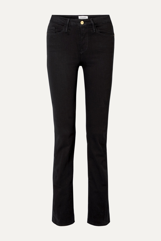 FRAME Le Mini Boot mid-rise jeans
