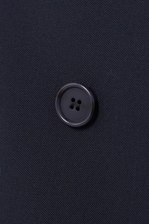 Chloé Manteau à double boutonnage en serge à ceinture
