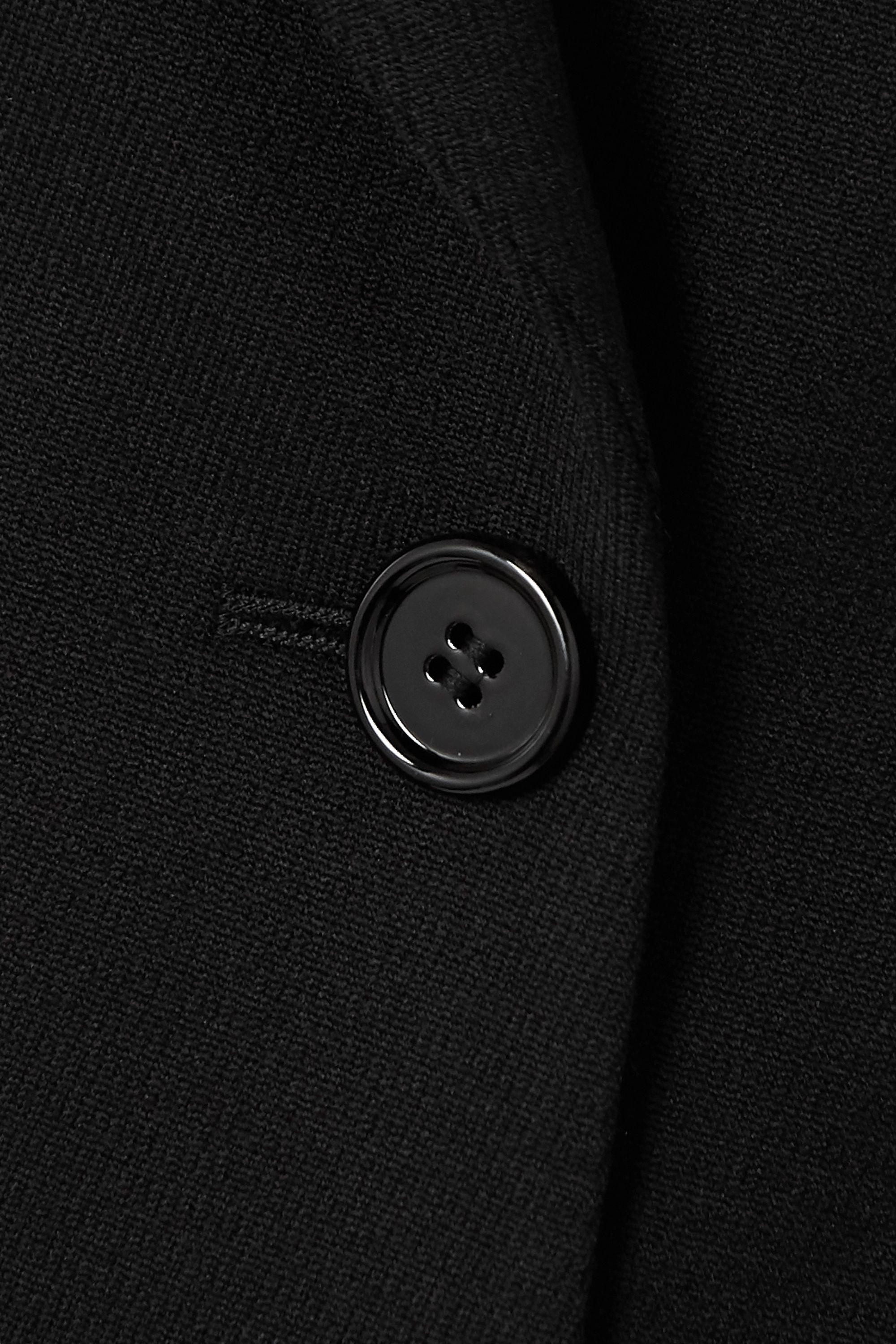 Chloé 双排扣羊毛混纺西装外套