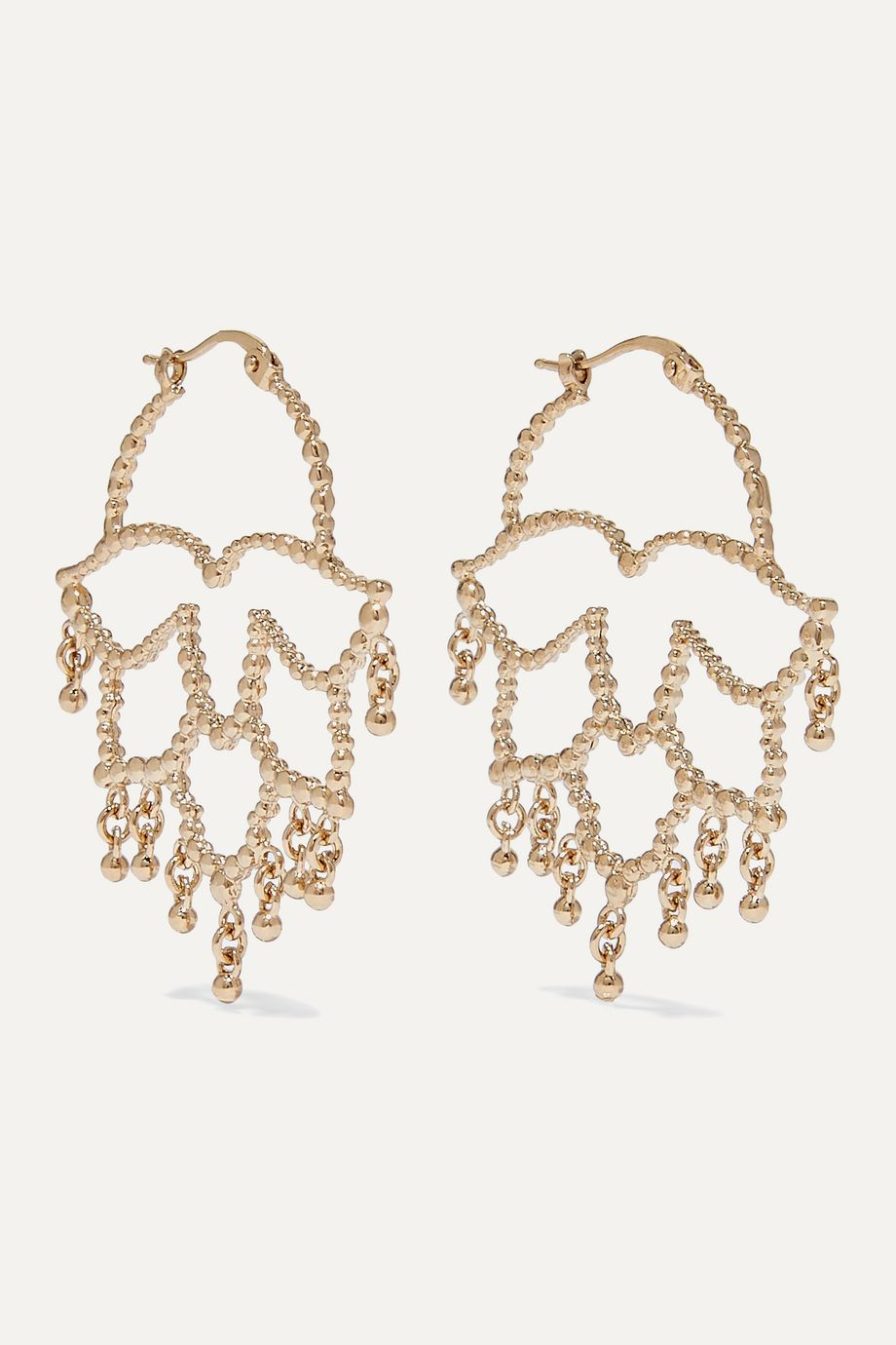 Etro Gold-tone earrings