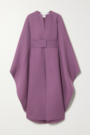 Valentino Belted wool cape