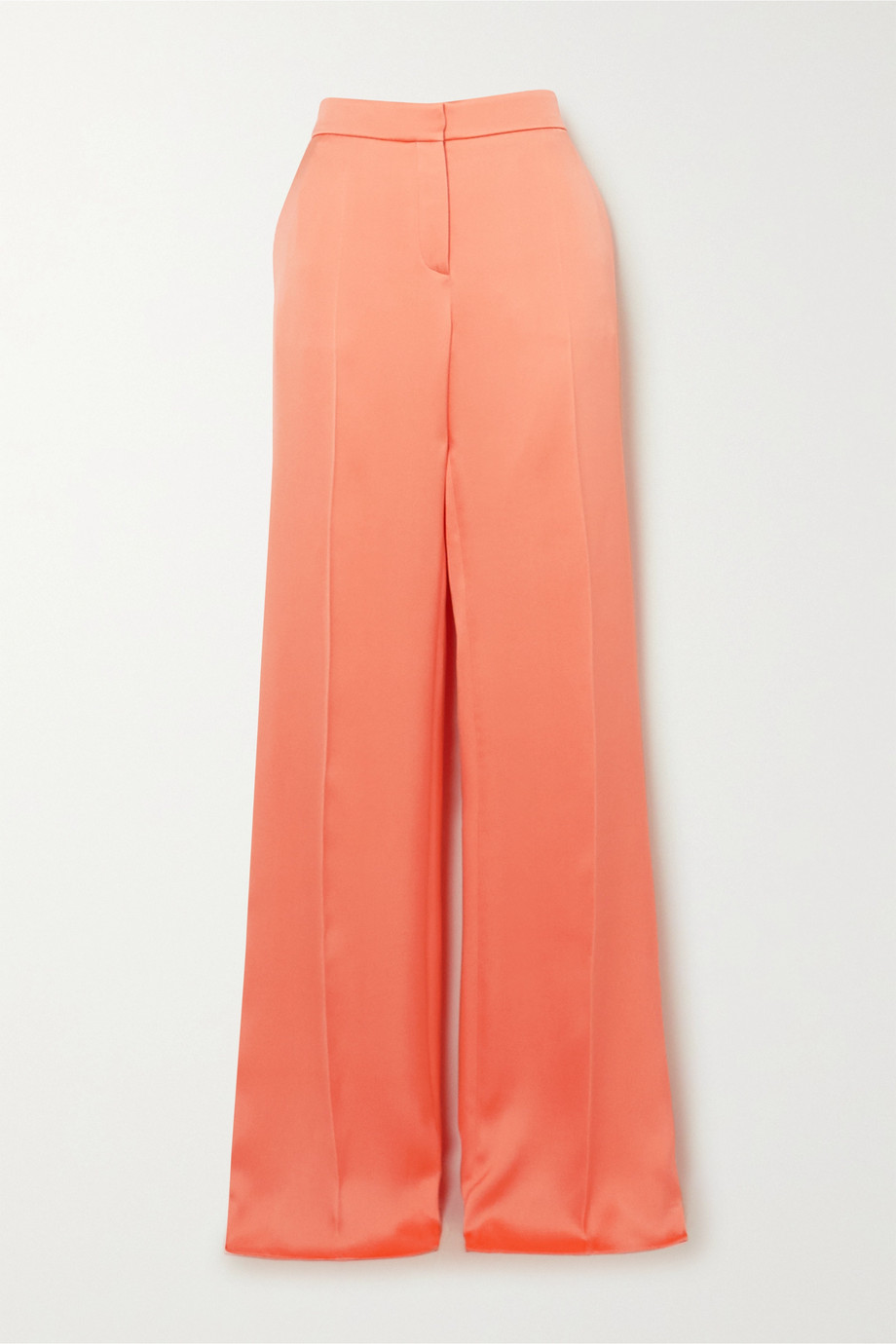 Valentino Pantalon large en satin