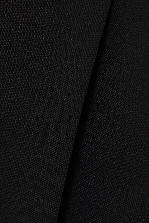Valentino Jupe longue en laine et mohair mélangés