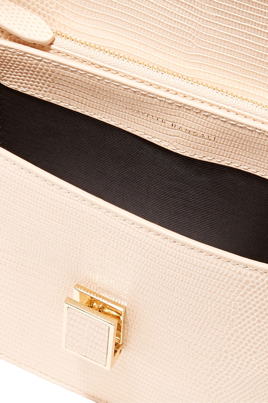 Loeffler Randall Katalina lizard-effect leather tote