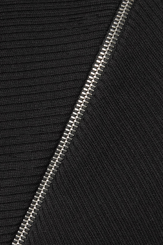 Alexander Wang Ribbed cotton top