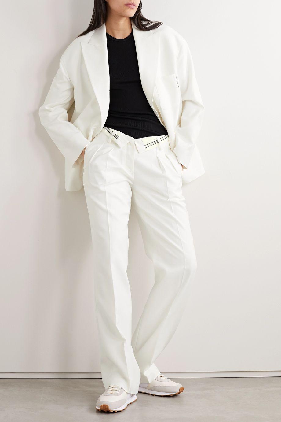 Alexander Wang Woven blazer