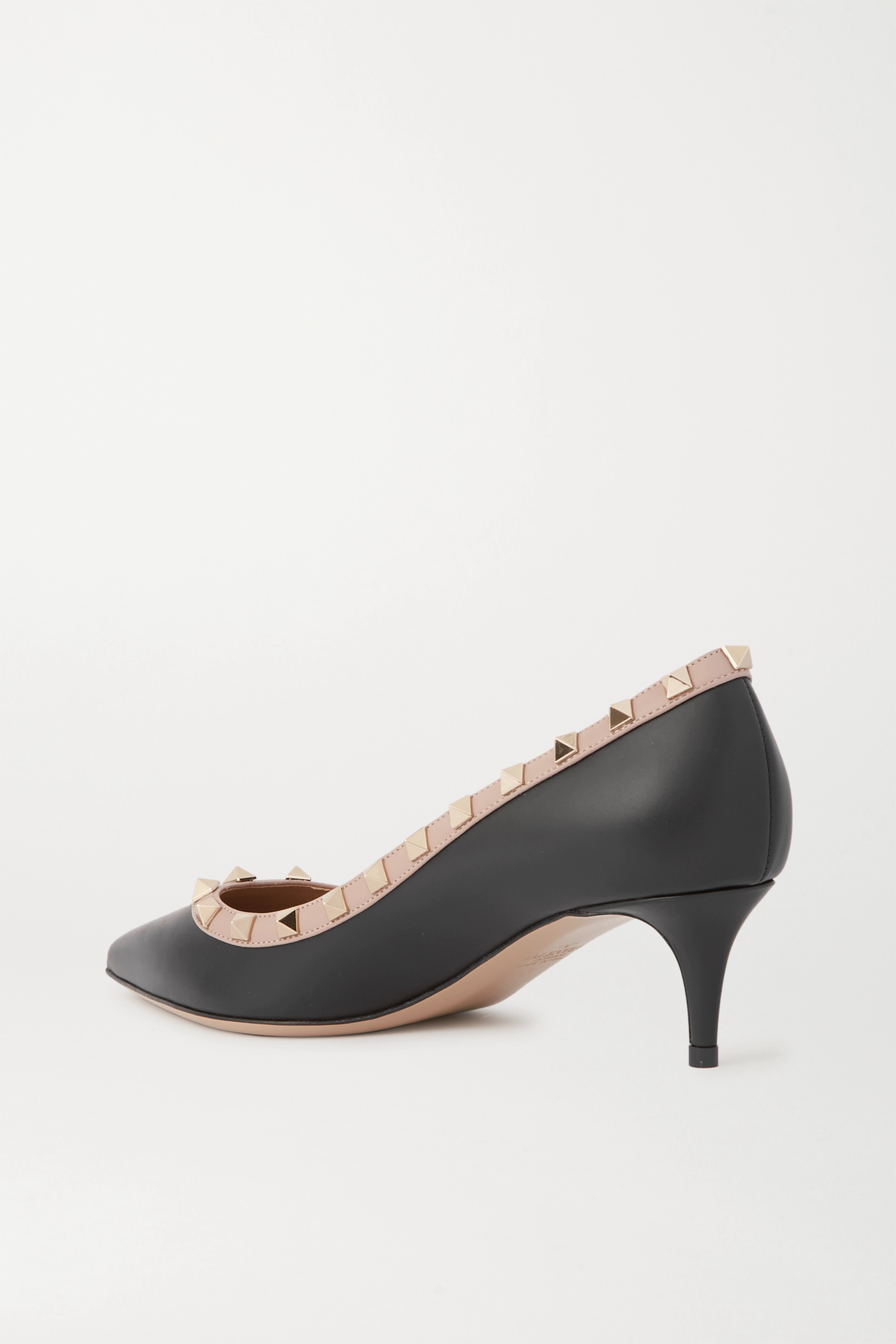 Valentino Valentino Garavani Rockstud 50 leather pumps