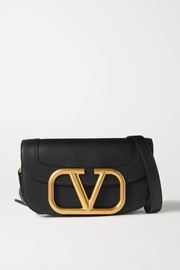 Valentino Valentino Garavani Supervee leather shoulder bag