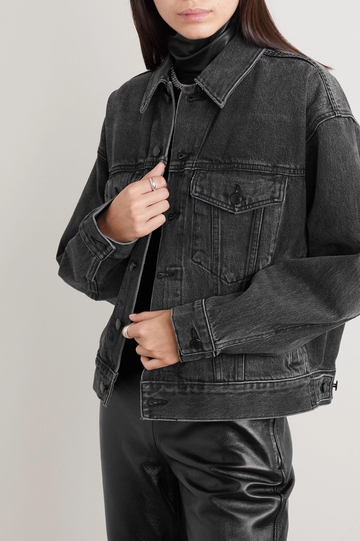 Alexander Wang Game denim jacket