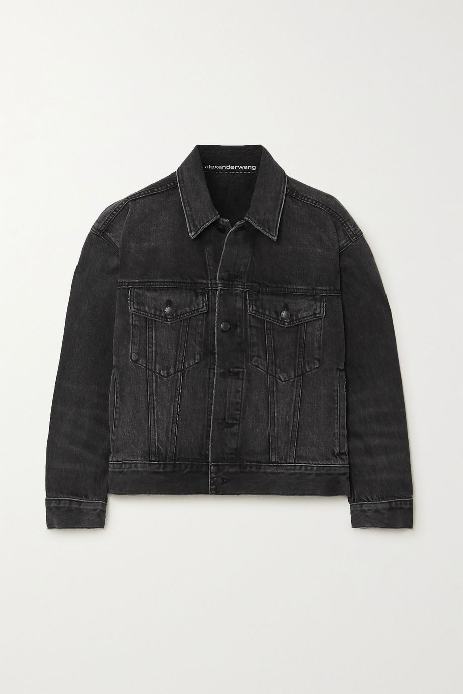 Alexander Wang Game denim jacket