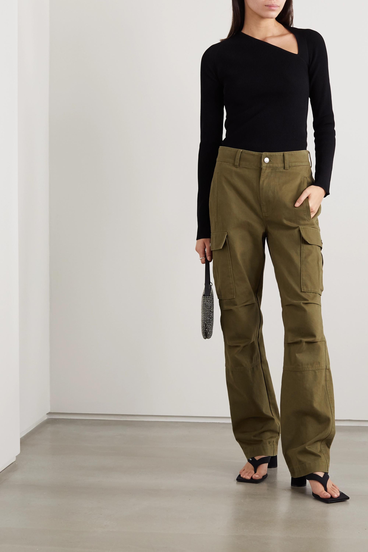 alexanderwang.t Cotton-twill cargo pants
