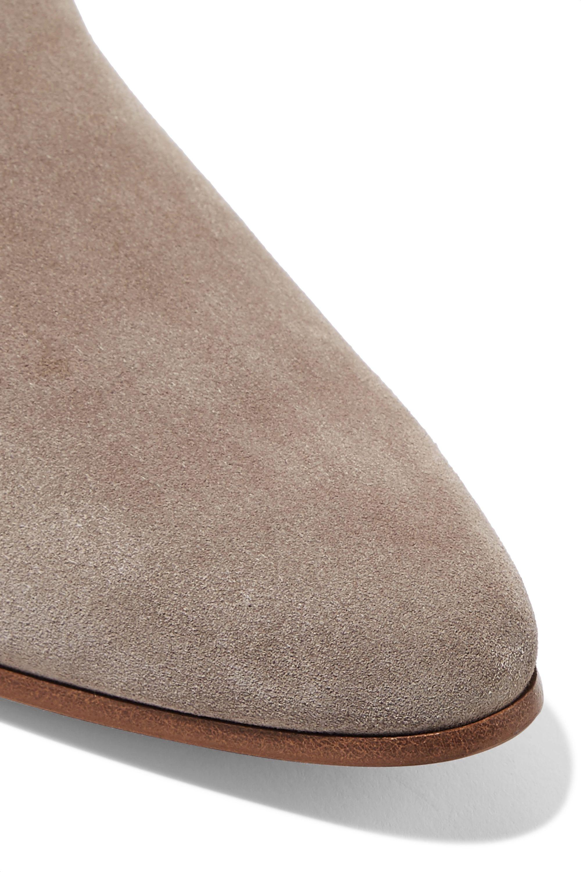Vince Lela suede loafers
