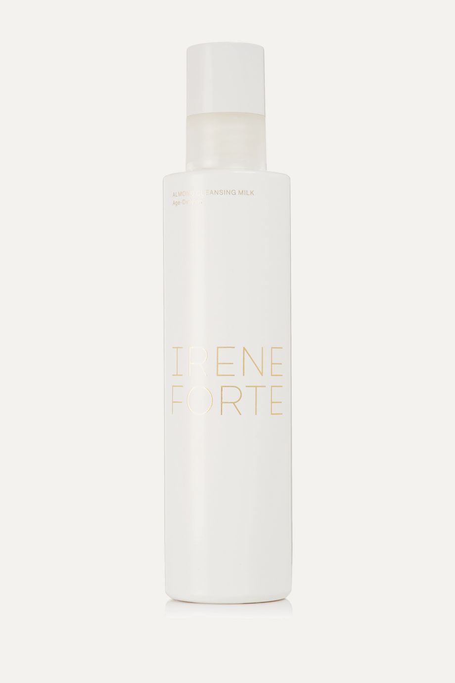 Irene Forte + NET SUSTAIN Age-Defying Almond Cleansing Milk, 200ml