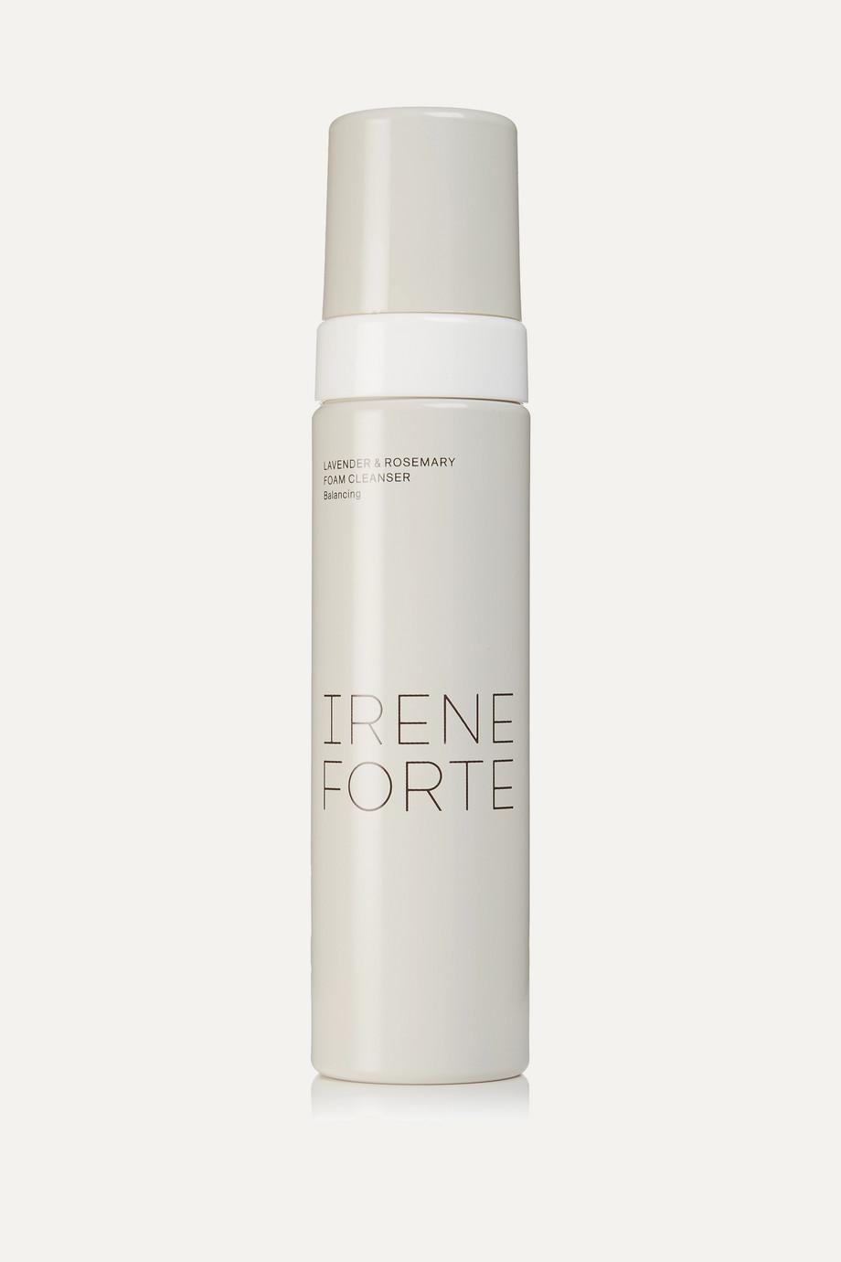 Irene Forte + NET SUSTAIN Balancing Lavender & Rosemary Foam Cleanser, 200ml