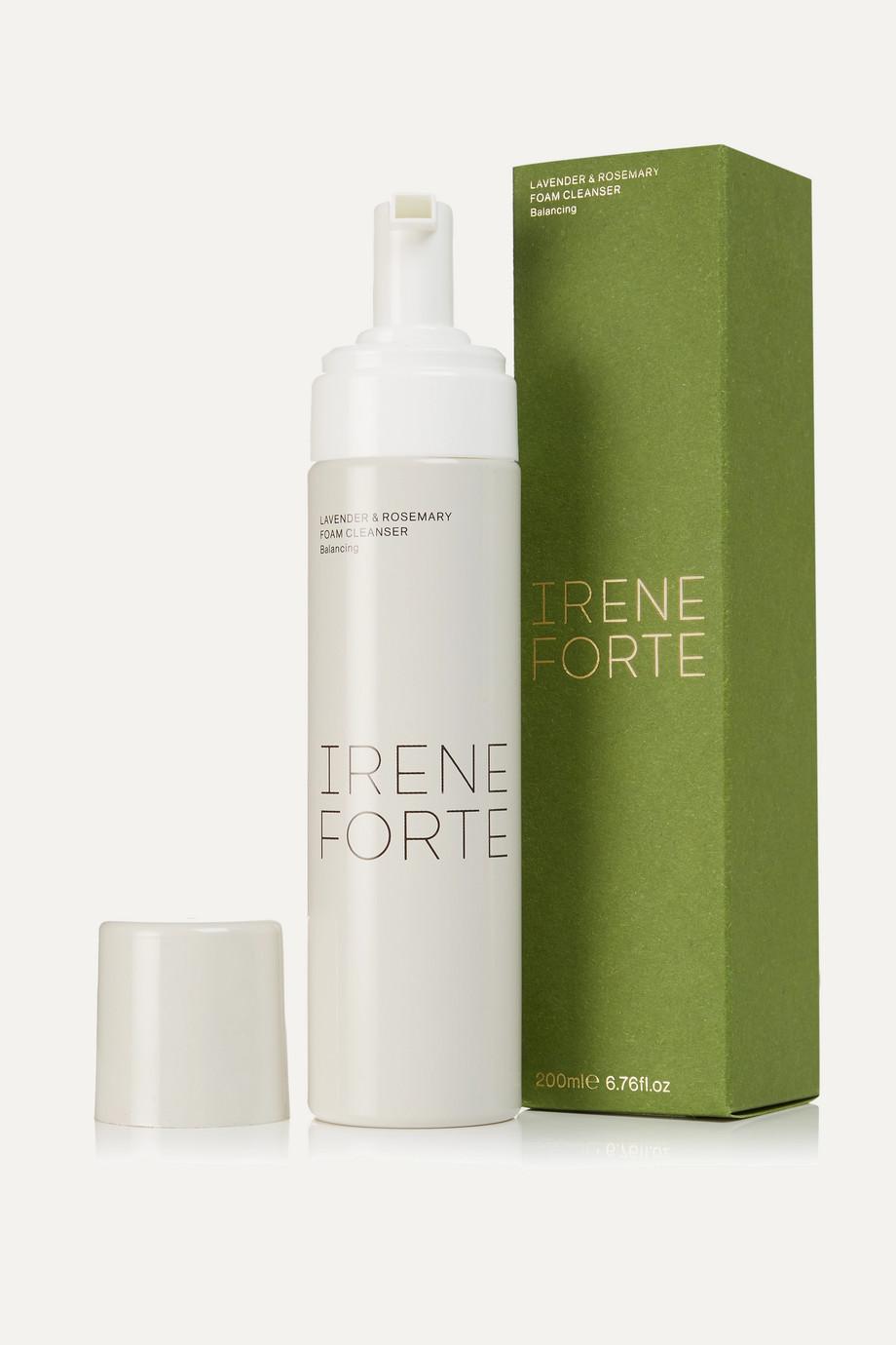 Irene Forte 【NET SUSTAIN】薰衣草和迷迭香平衡洁面泡沫,200ml