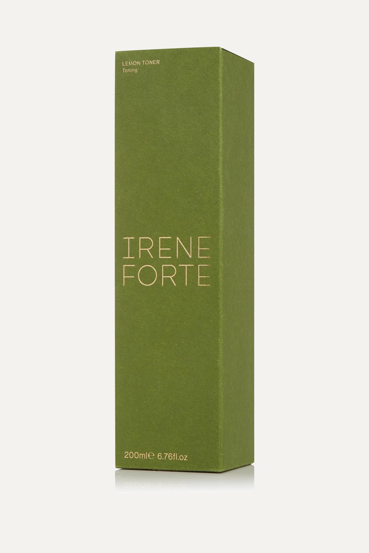 Irene Forte + NET SUSTAIN Lemon Toner, 200ml