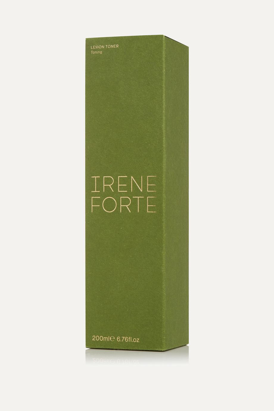 Irene Forte + NET SUSTAIN Lemon Toner, 200ml
