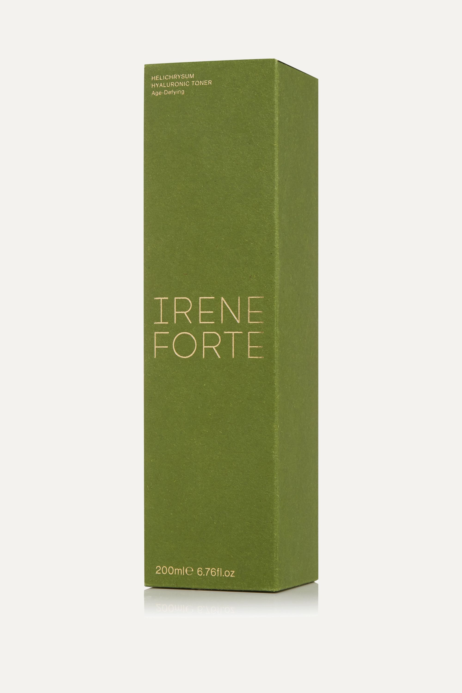 Irene Forte + NET SUSTAIN Helichrysum Hyaluronic Toner, 200ml