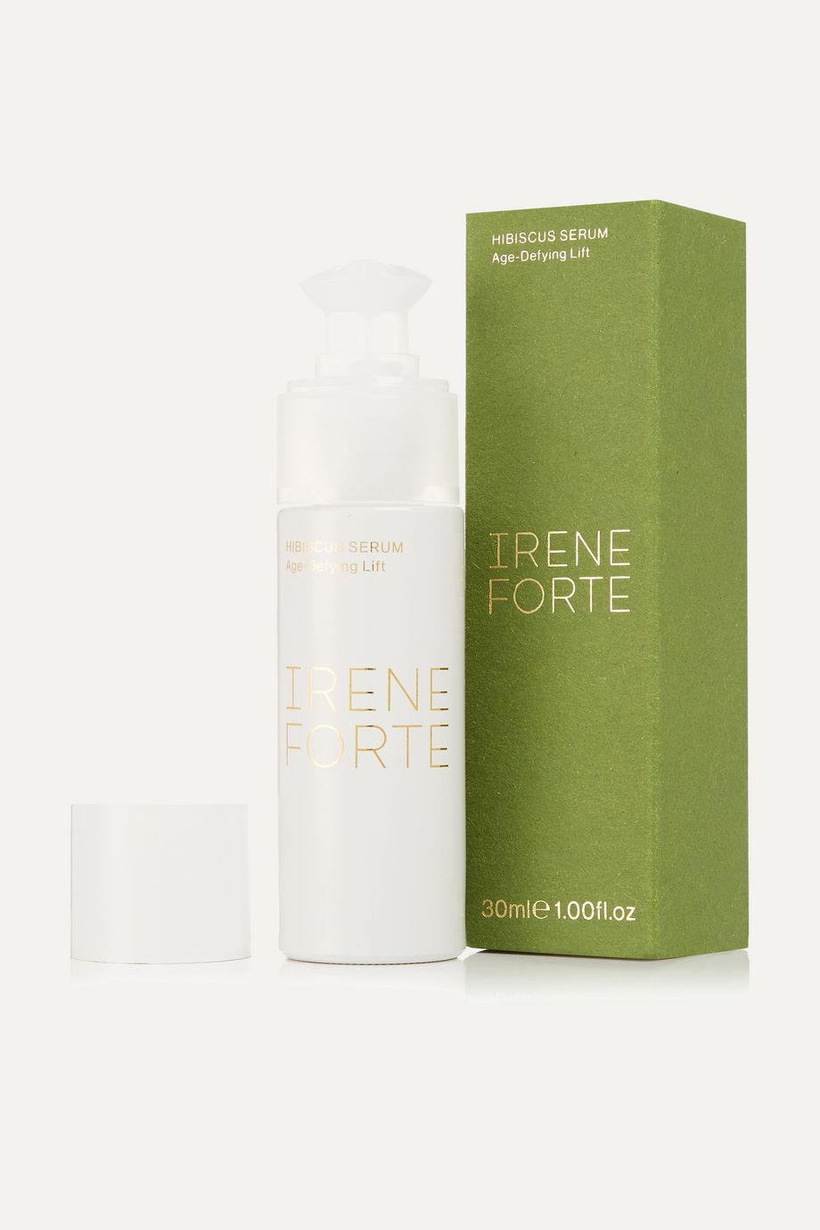Irene Forte + NET SUSTAIN Age-Defying Lift Hibiscus Serum, 30ml