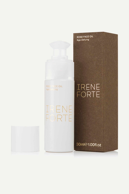 Irene Forte + NET SUSTAIN Age-Defying Rose Face Oil, 30ml