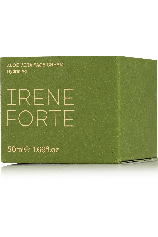 Irene Forte + NET SUSTAIN Hydrating Aloe Vera Face Cream, 50ml