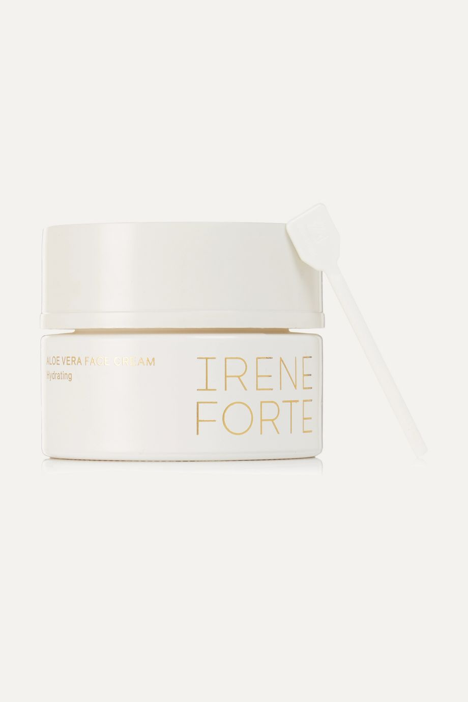 Irene Forte + NET SUSTAIN Hydrating Aloe Vera Face Cream, 50ml