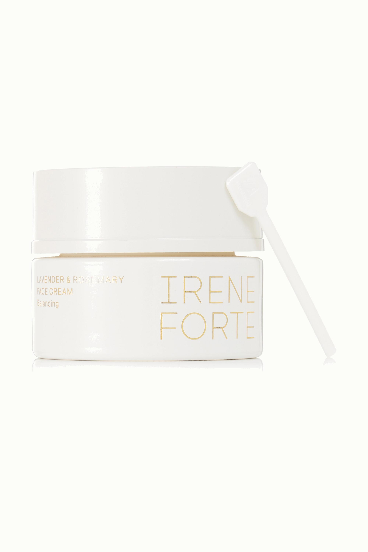 Irene Forte + NET SUSTAIN Balancing Lavender & Rosemary Face Cream, 50ml