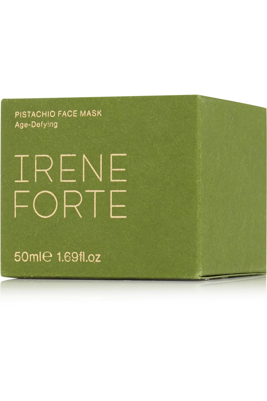 Irene Forte + NET SUSTAIN Age-Defying Pistachio Face Mask, 50ml