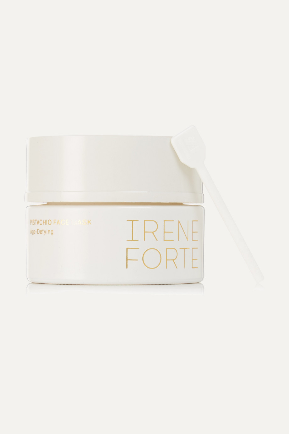 Irene Forte + NET SUSTAIN Age-Defying Pistachio Face Mask, 50ml
