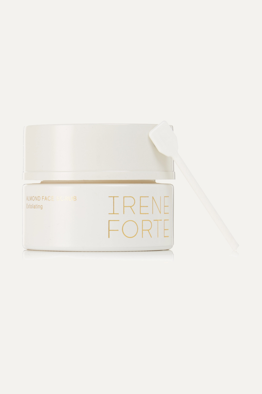Irene Forte + NET SUSTAIN Exfoliating Almond Face Scrub, 50ml