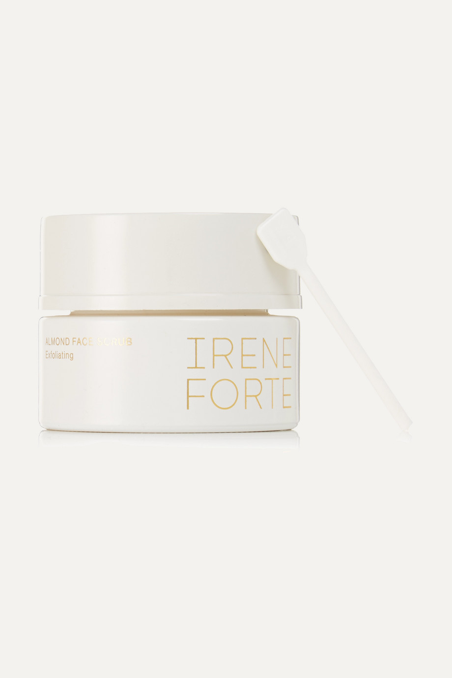 Irene Forte + NET SUSTAIN Exfoliating Almond Face Scrub, 50ml