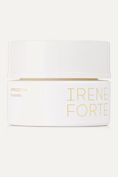 Irene Forte Enzymatic Apricot Face Peel, 50Ml - One Size In Colorless