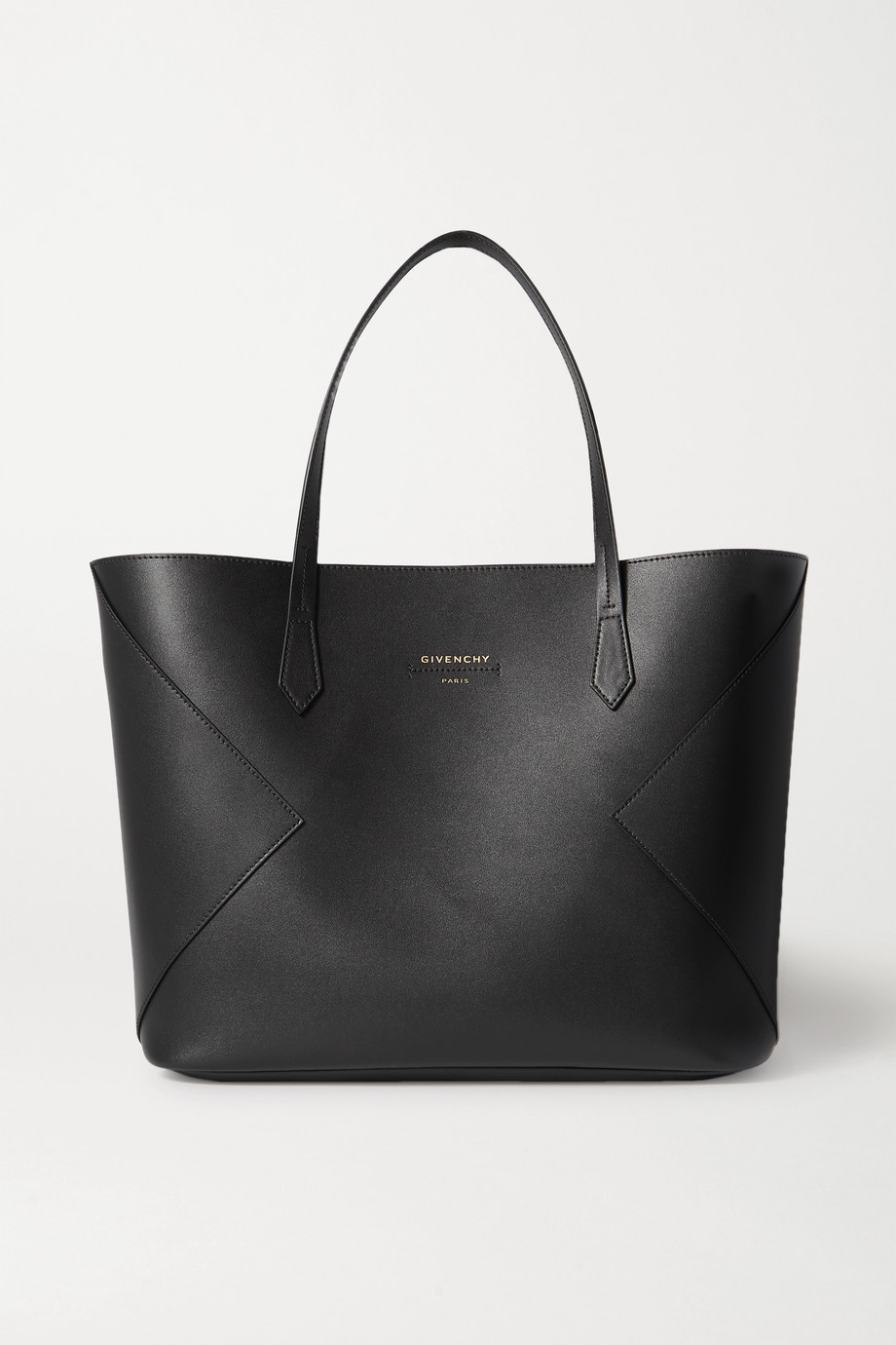 Givenchy Wing paneled leather tote