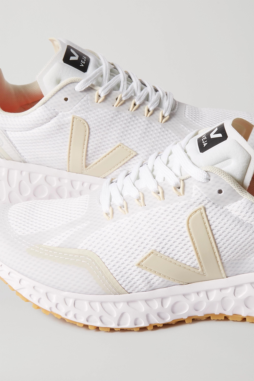 Veja Condor Sneakers aus Mesh mit Gummibesatz