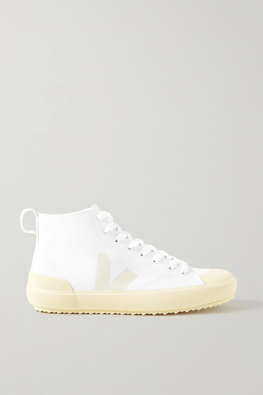 Veja Nova organic cotton-canvas sneakers