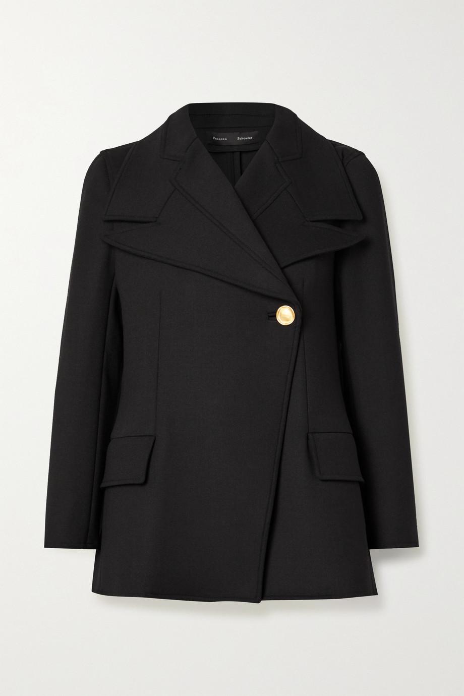 Proenza Schouler Wool-blend blazer