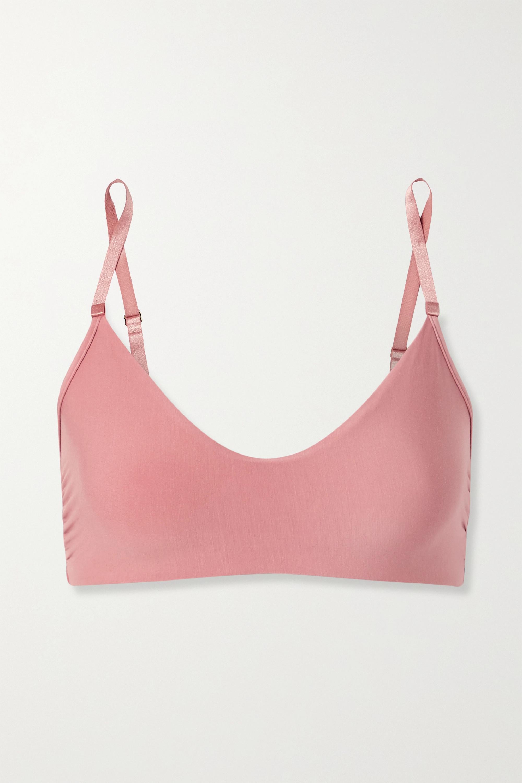 Commando Butter stretch-modal soft-cup bra