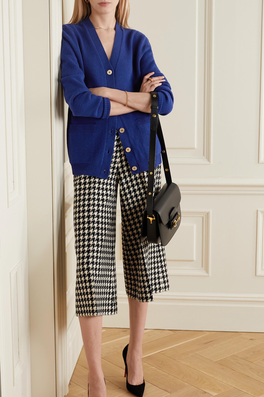 Gucci Intarsia wool cardigan