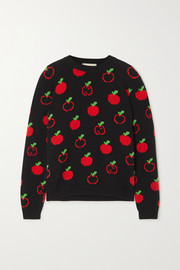 Gucci Wool-blend jacquard sweater