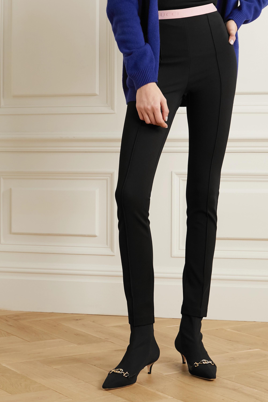 Gucci Tech-jersey leggings