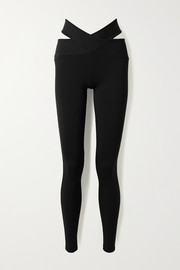 Live The Process Orion cutout stretch-Supplex leggings