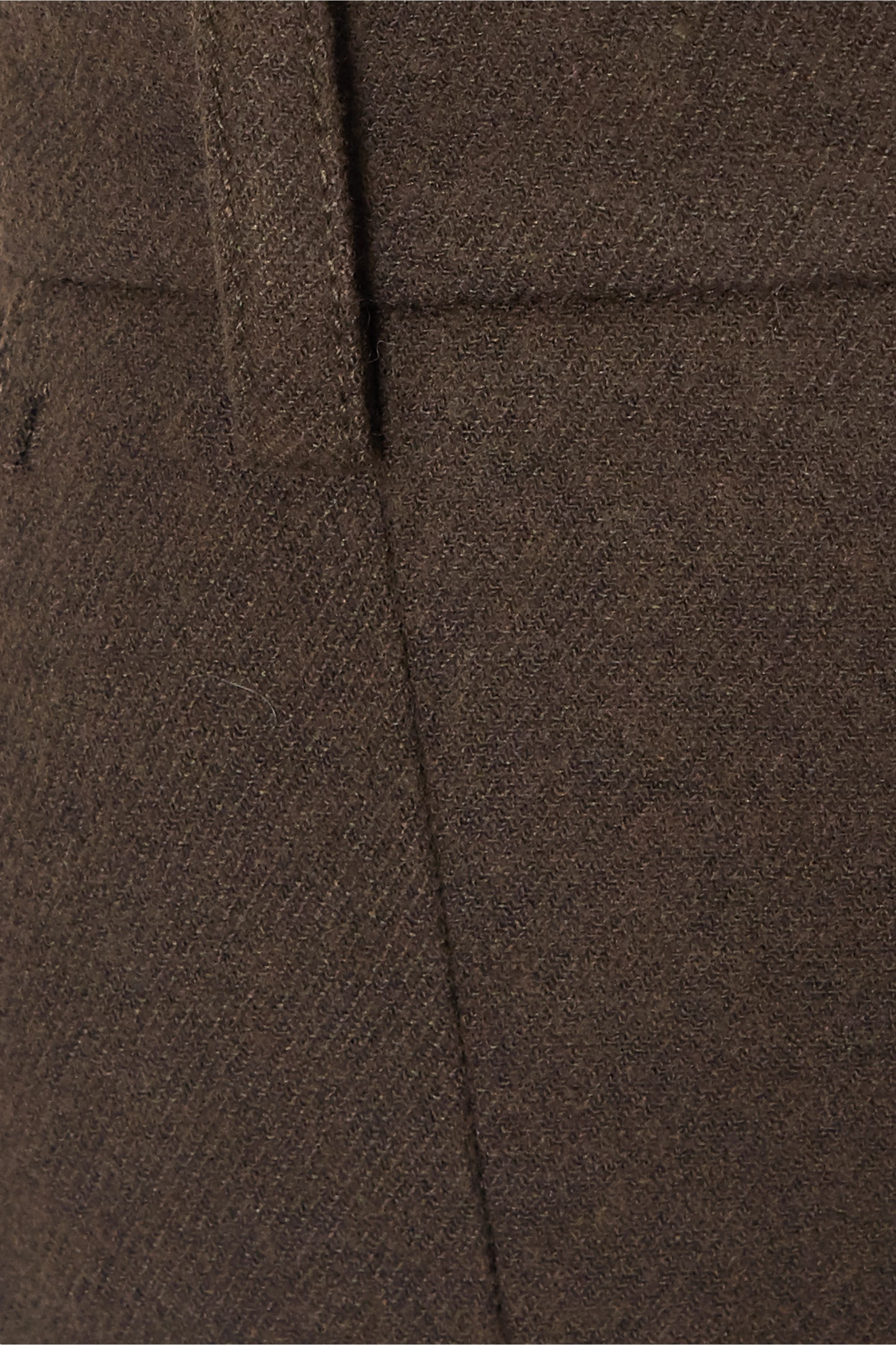 Vince Pleated twill culottes