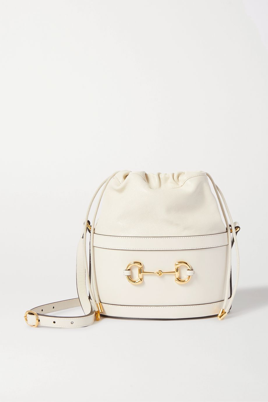 Gucci Morsetto 1955 leather shoulder bag