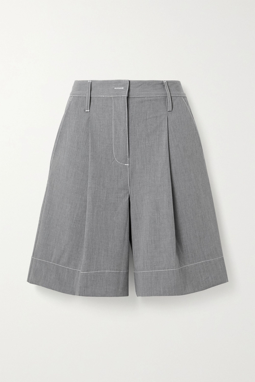 STAUD Shiloh woven shorts