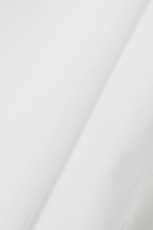 Totême Haut en popeline de coton Liry