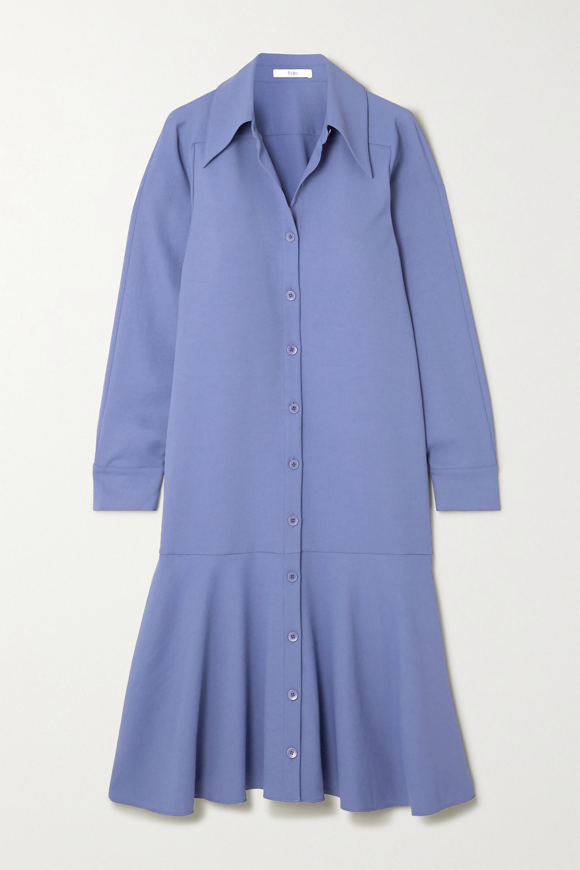 Tibi Jersey midi dress