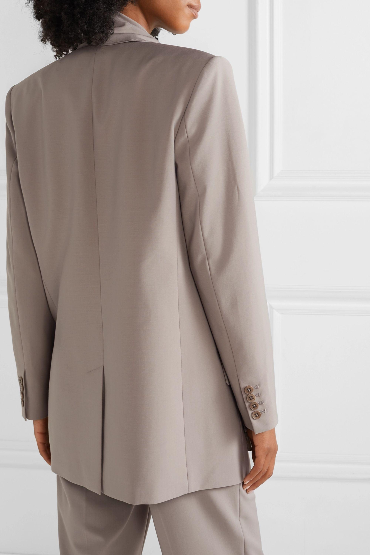 Tibi Convertible woven blazer