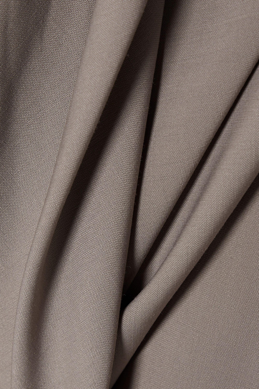 Tibi Wandelbarer Blazer aus Webstoff