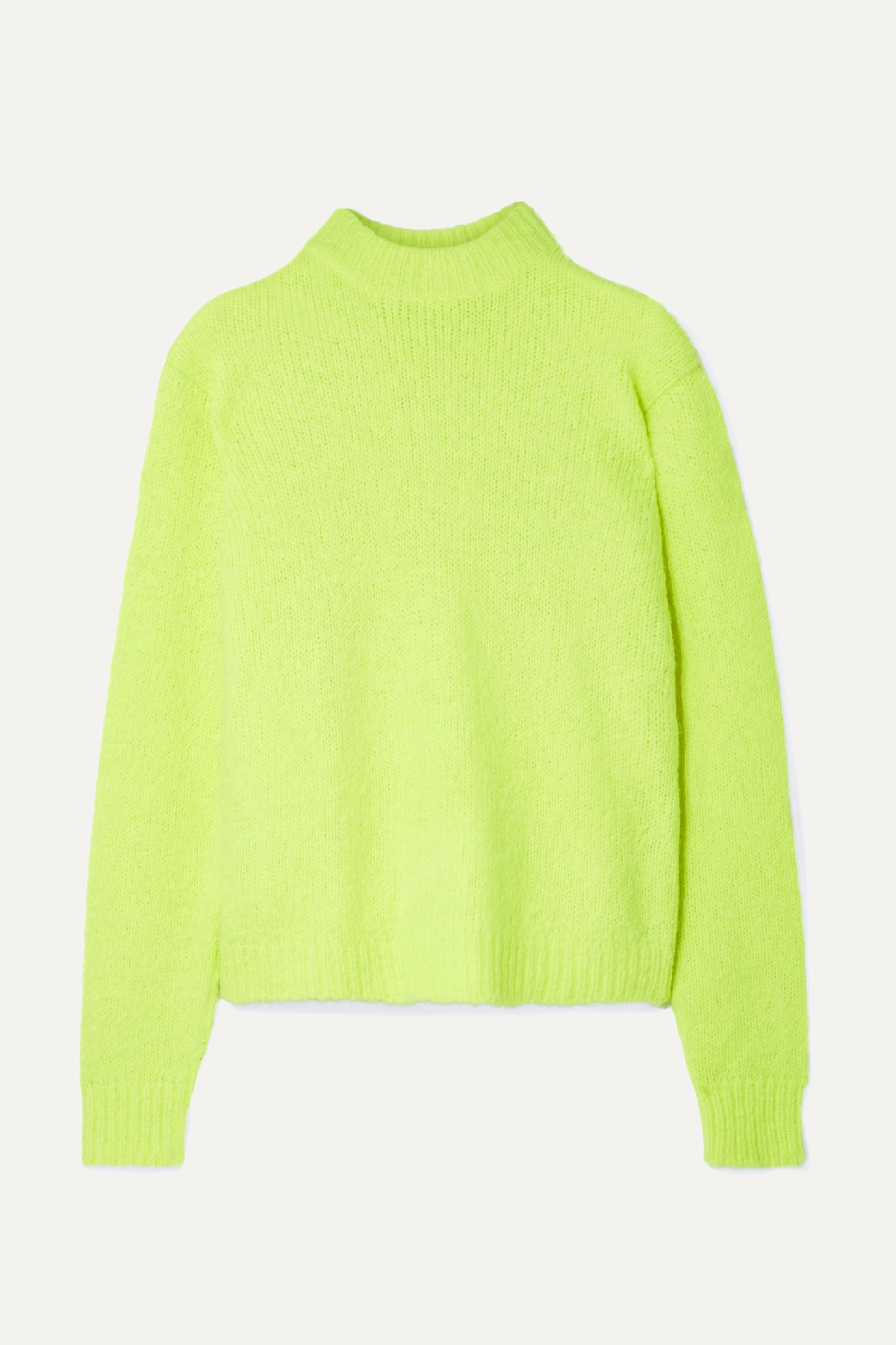 Ribbed Neon Sweater (50% off!)