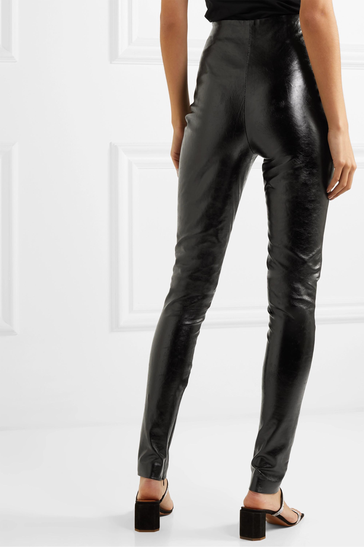 Stand Studio + Pernille Teisbaek Tabitha faux leather skinny pants